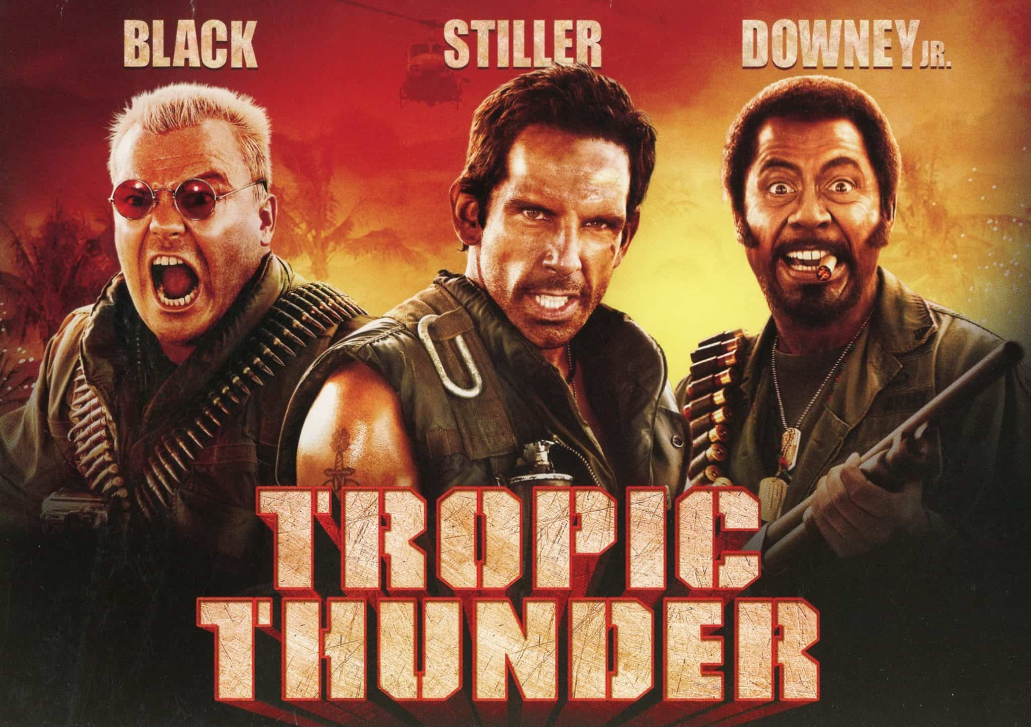 Tropic Thunder 2008 Marlene Stewart