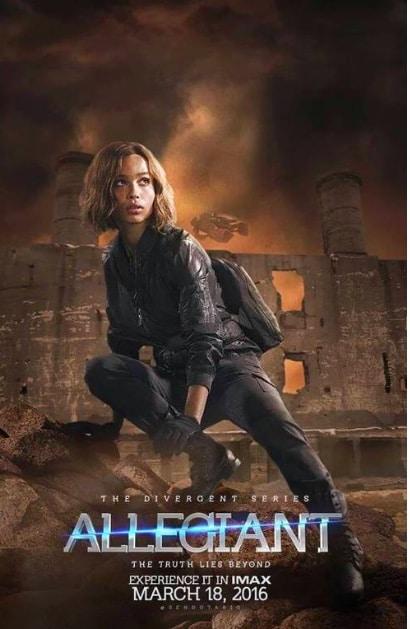 The Divergent Series Allegiant 2016 Marlene Stewart